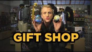 Museum Gift Shop Thrift Shop Parody