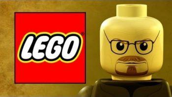 Lego Breaking Bad Video Game Parody