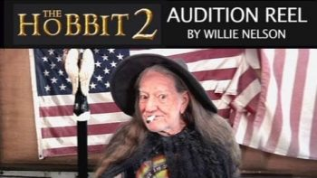 Willie Nelson's The Hobbit 2 Audition Reel