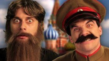 Rasputin vs Stalin Epic Rap Battles Of History