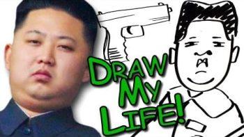Kim Jong-un Draw My Life Parody