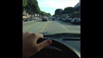 Will Sasso Driving Around Imitating Arnold Schwarzenegger Vine Compilation