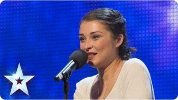 Alice Fredenham Sings 'My Funny Valentine' On Britain's Got Talent
