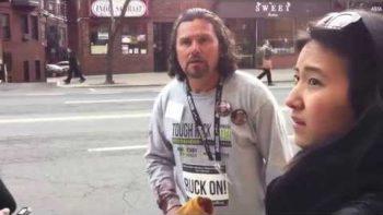 Hero Cowboy At Boston Marathon Carlos Arredondo Post-Attack Interview