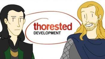 Thor-Arrested Development Animated Mash Up