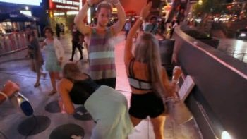 Paying Girls to Dance on the Strip