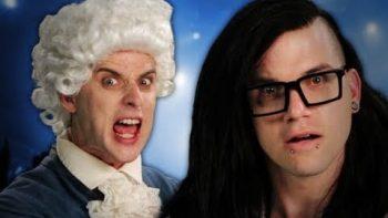Mozart vs Skrillex Epic Rap Battles Of History