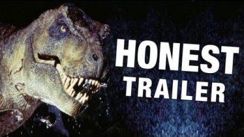 Honest Trailer Of Jurassic Park