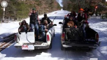 Country Band Gunnar & The Grizzly Boys Ambush Google Street Car To Make Music Video