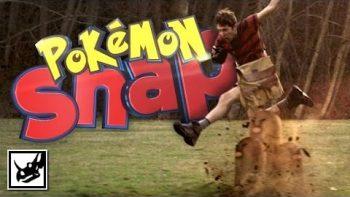 Pokémon Snap: The Movie Trailer