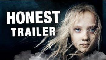 Honest Trailer For Les Miserables