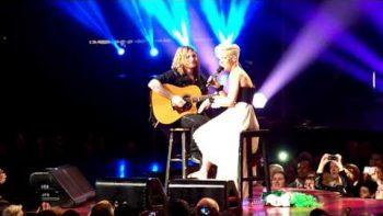 Pink Stops Concert Over Crying Girl In Philadelphia