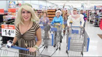People Of Walmart 3 Music Video