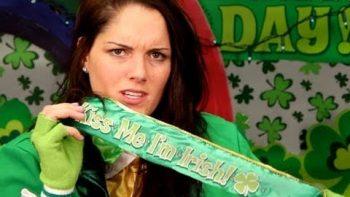 Kristen Stewart Explains St. Patrick's Day