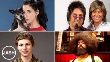 JASH YouTube Channel Starring Sarah Silverman, Michael Cera, Tim Heidecker, Eric Wareheim And Reggie Watts