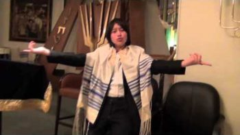 Half Asian, Half Jewish Boy Stars In His Own Queen Medley Bar Mitzvah Music Video