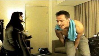 Psycho Fan Handcuffs Vitaly At Vidcon Prank