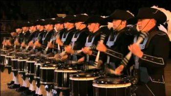 Swiss Top Secret Drum Corps 2012 Performance