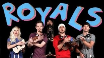 Walk Off The Earth Covers 'Royals'