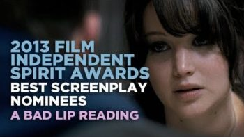 Independent Spirit Awards Bad Lip Reading