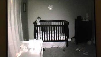 Baby Purposefully Faceplants In His Crib During Naptime