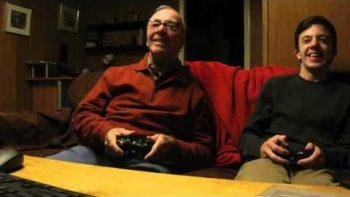 Grandpa Plays Videogames