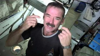 How Astronauts Cut Their Nails In Space