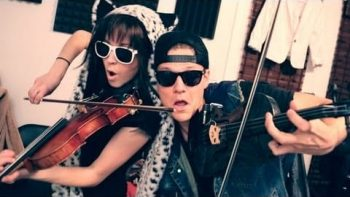 Thrift Shop Violin Cover By Lindsey Stirling And Tyler Ward