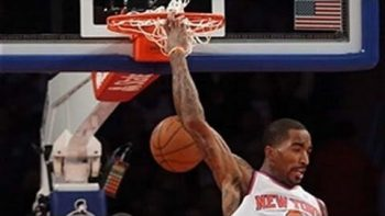 J.R. Smith's Reverse Alley Oop