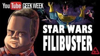 Star Wars Filibuster Animation