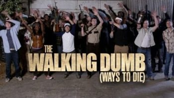 The Walking Dead Dumb Ways To Die Parody