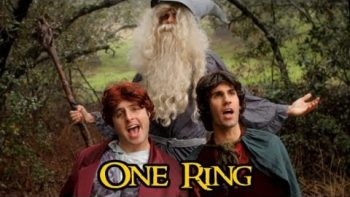 The Hobbit One Ring One Direction Parody