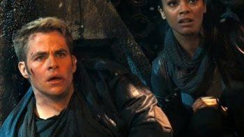 Star Trek Into Darkness Official Teaser
