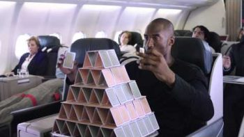 Kobe Bryant, Leo Messi Star In Turkish Airlines Commercial
