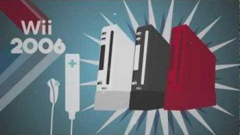 Nintendo History Animation