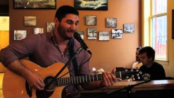 Lil Jon's Get Low Acoustic Cover At Coffee Shop