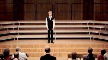 The Lost Choir Sings Mad World International Children's Fund PSA