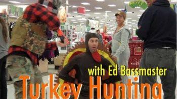 Turkey Hunting In Public Prank