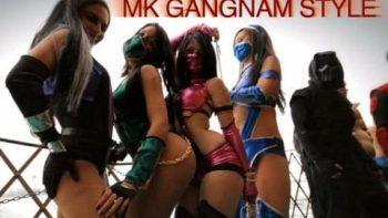 Mortal Kombat Gangnam Style Parody