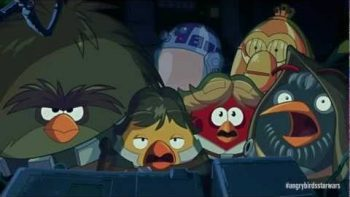 Angry Birds Star Wars Trailer