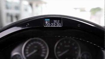 BMW M Digital Performance Steering Wheel
