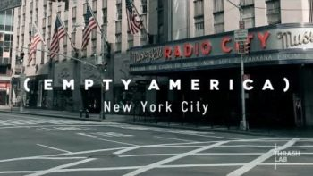 Empty New York City Timelapse