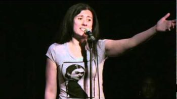 Catalina Ferro Performs 'Anxiety Group' Poem