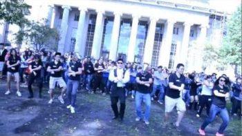 MIT Parodies Gangnam Style