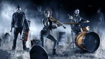 Lindsey Stirling Moon Trance Violin Halloween Music Video