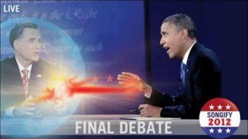 Third Presidential Debate Songified Auto Tune Remix