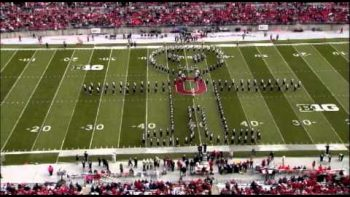 Ohio State Marching Band Sci-Fi Out of this World Halftime Show