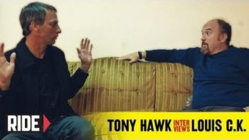 Tony Hawk Interviews Louis C.K.