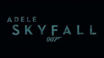 Adele Skyfall James Bond Music Video