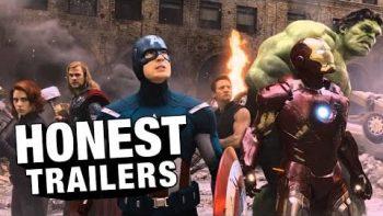 The Avengers Honest Trailers